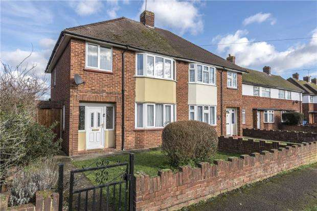 3 Bedrooms Semi Detached House for sale in Eton Wick Road, Eton Wick, Windsor