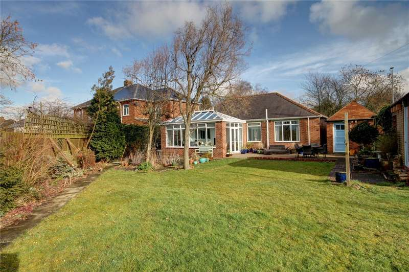 3 Bedrooms Detached Bungalow for sale in St Charles Road, Tudhoe, Durham, DL16