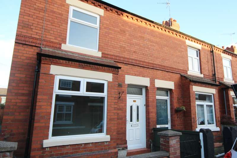 3 Bedrooms End Of Terrace House for sale in Faulkner Street, Hoole
