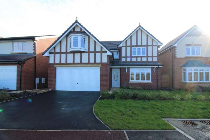 5 Bedrooms Detached House for sale in Kings Close, Blackpool, FY3