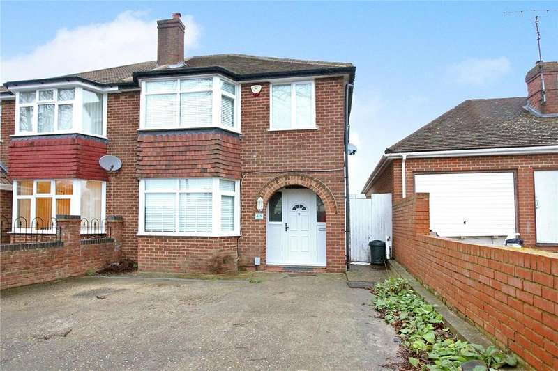 3 Bedrooms Semi Detached House for sale in The Drive, Earley, Reading, Berkshire, RG6
