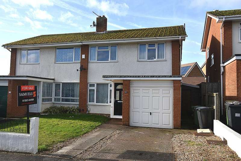 3 Bedrooms Semi Detached House for sale in Chancel Lane, Pinhoe, Exeter