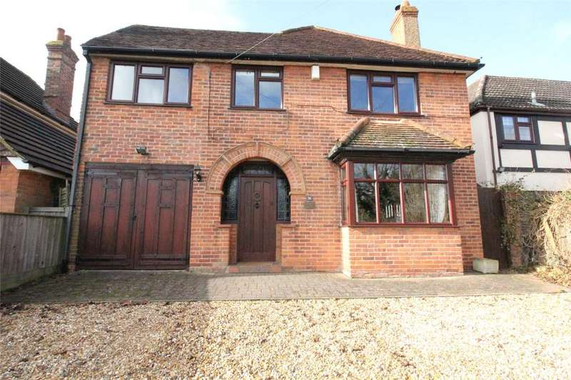 5 Bedrooms Detached House for sale in Butts Hill Road, Woodley, Reading, Berkshire, RG5