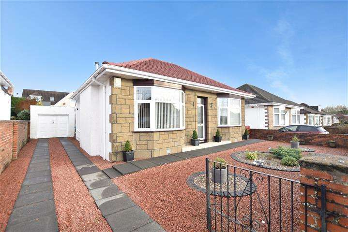 2 Bedrooms Detached Bungalow for sale in 56 Willow Park, Ayr, KA7 3TF
