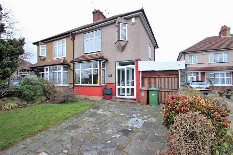 3 Bedrooms Semi Detached House for sale in Red House Lane, Bexleyheath