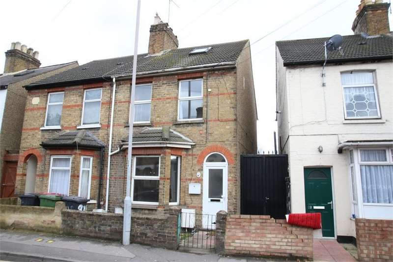 3 Bedrooms Semi Detached House for sale in Ledgers Road, Slough, Berkshire