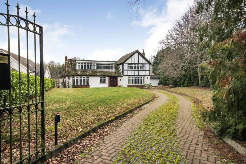 4 Bedrooms House for sale in Wolverhampton Road, Stourton, Stourbridge, Staffordshire, DY7