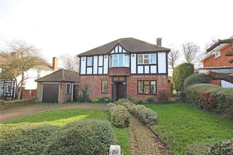 4 Bedrooms Detached House for sale in Station Road, Harpenden, Hertfordshire