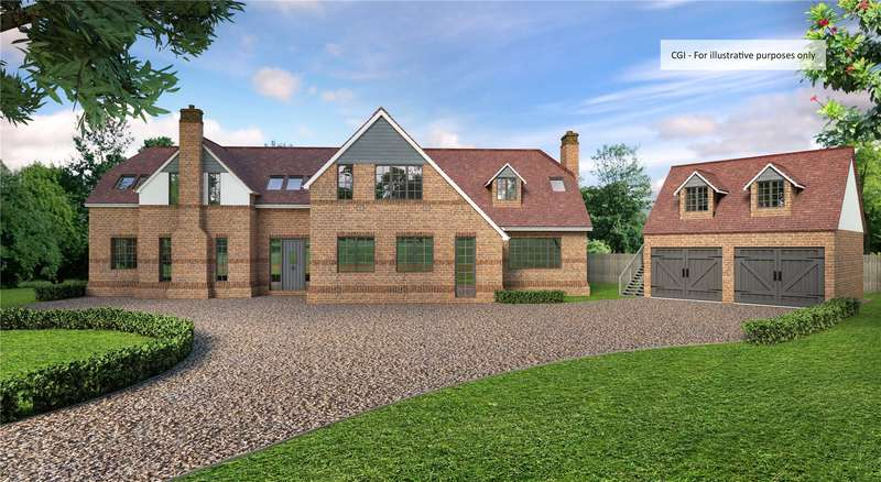 Property for sale in Down End, Chieveley, Newbury, Berkshire
