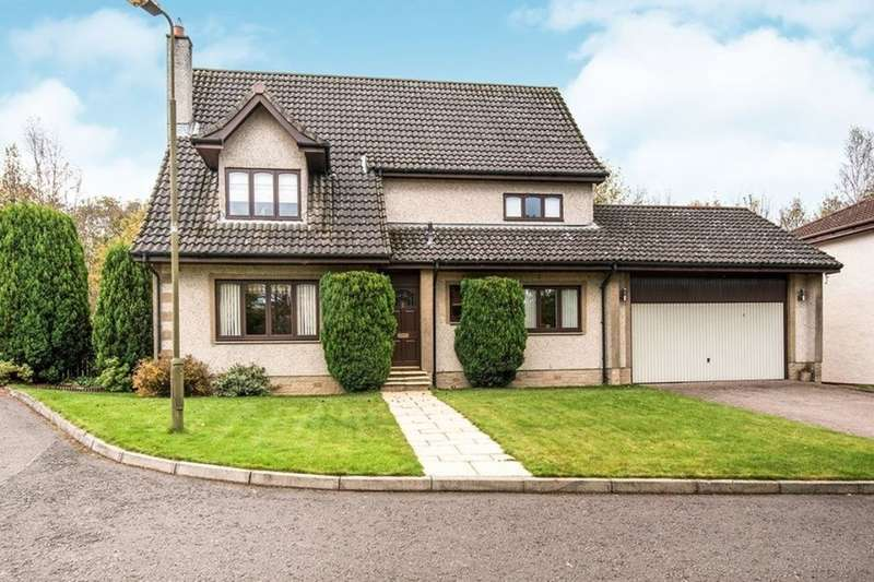 4 Bedrooms Detached House for sale in Bridgend, Whitburn, Bathgate, EH47