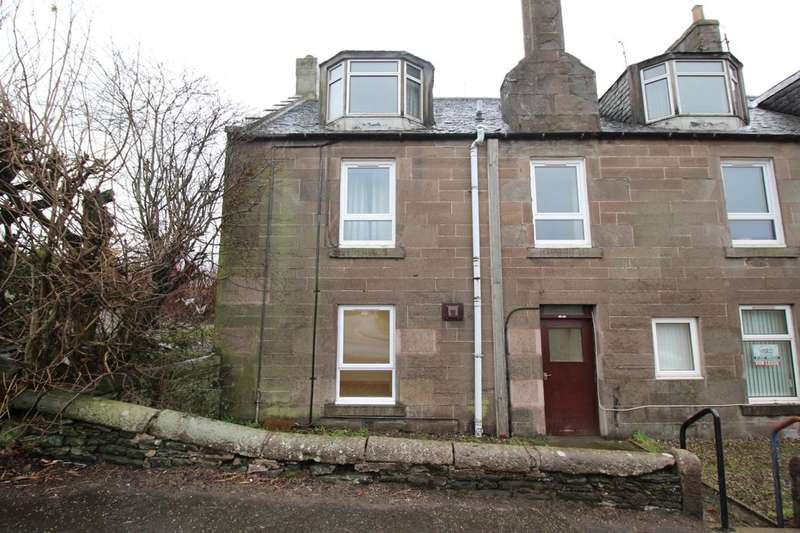 1 Bedroom Flat for sale in Station Road, Forfar, DD8