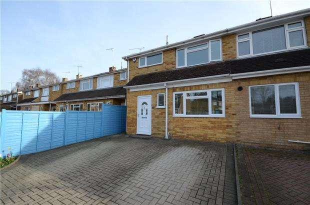 3 Bedrooms Terraced House for sale in Dart Road, Farnborough, Hampshire