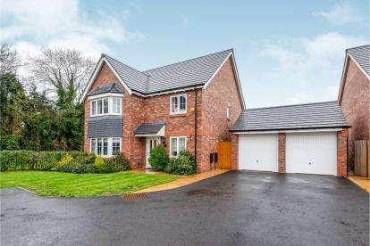 5 Bedrooms Detached House for sale in Stone Bridge, Newport, Shropshire