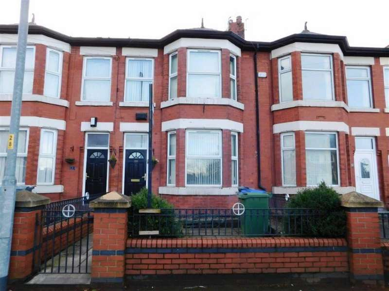 4 Bedrooms Terraced House for sale in North Road, Clayton, Manchester