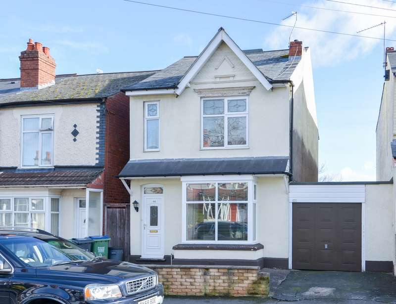 3 Bedrooms Detached House for sale in Galton Road, Bearwood, B67