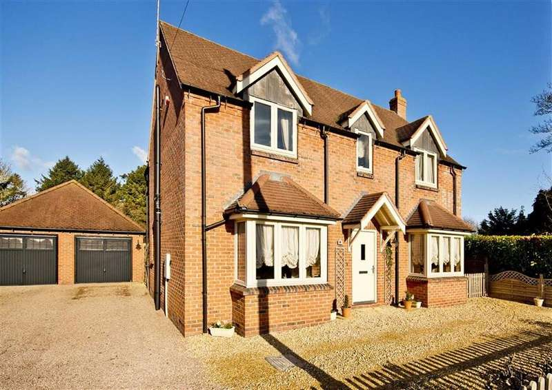 4 Bedrooms Detached House for sale in Albion Cottages, Hanley Swan