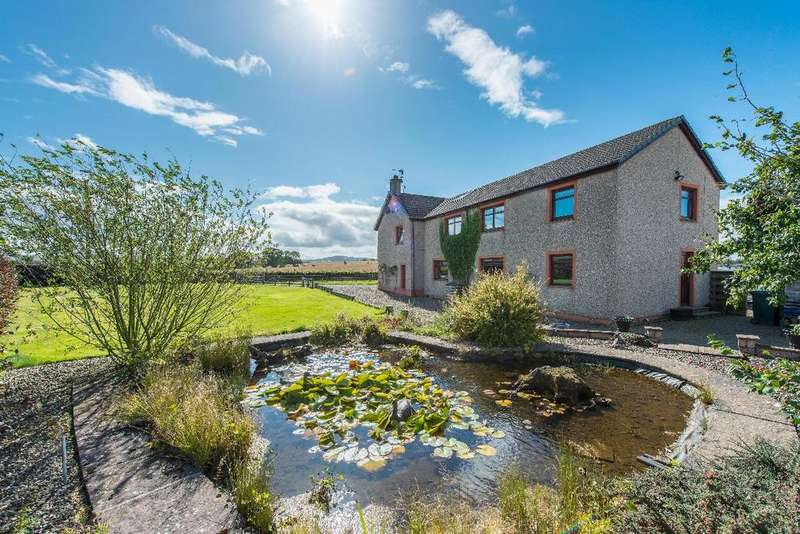 5 Bedrooms Farm House Character Property for sale in Windedge Farmhouse, St Martins, Balbeggie, Perthshire, PH2 6AP