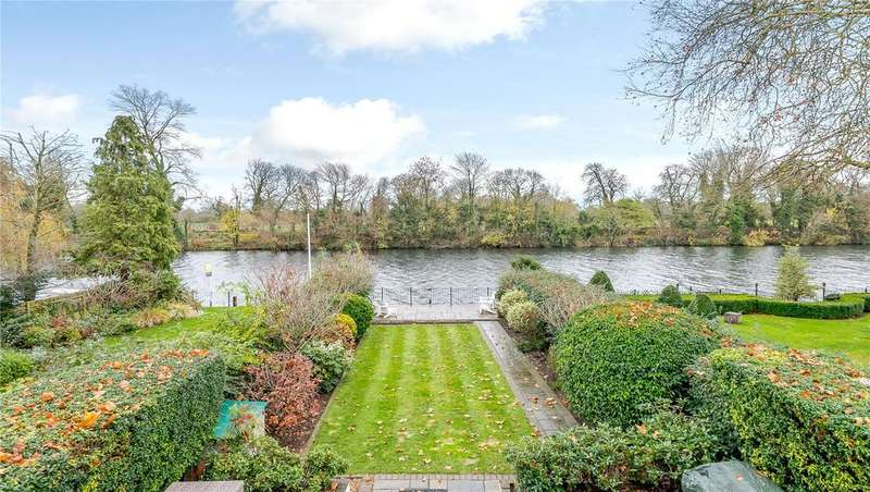 4 Bedrooms Terraced House for sale in Fishery Road, Maidenhead, Berkshire, SL6