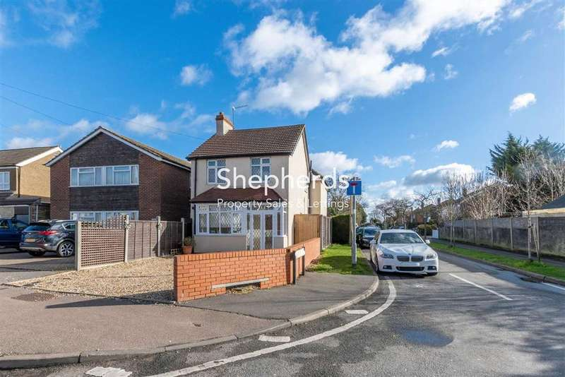 4 Bedrooms Detached House for sale in Churchgate Road, Cheshunt, Hertfordshire