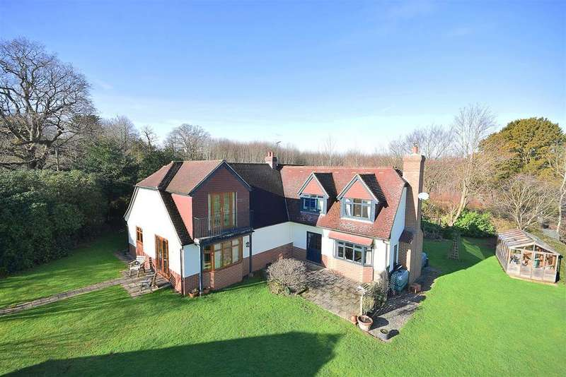 6 Bedrooms Detached House for sale in Horns Cross, Northiam