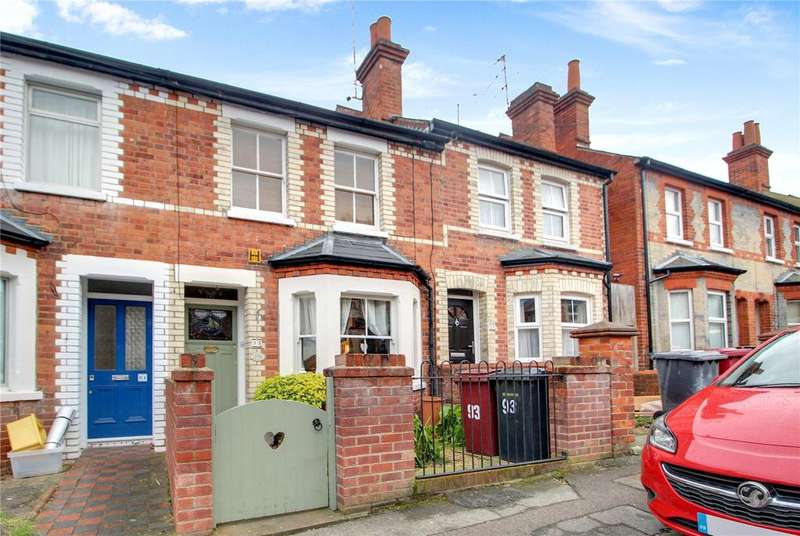 2 Bedrooms Terraced House for sale in Beecham Road, Reading, Berkshire, RG30