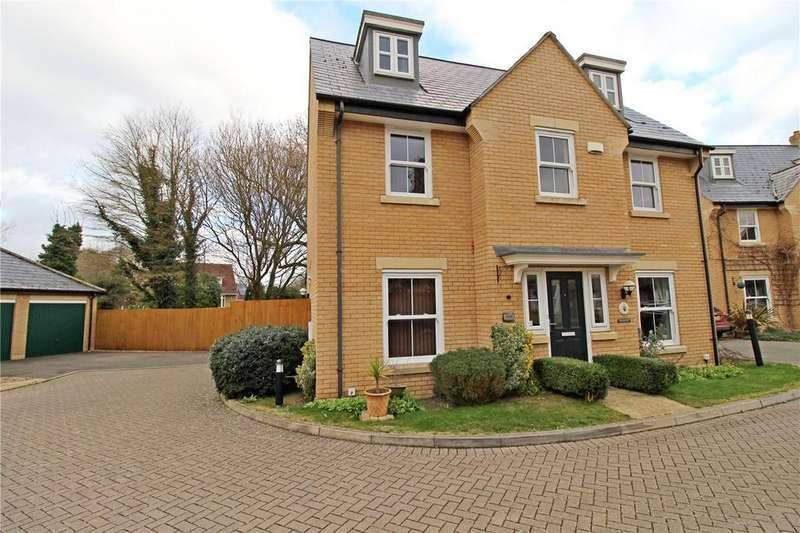 5 Bedrooms Detached House for sale in Penwald Court, Peakirk, Peterborough, Cambridgeshire, PE6