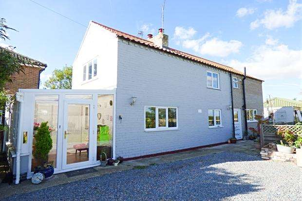 3 Bedrooms Cottage House for sale in Main Road, Withern, Alford, LN13