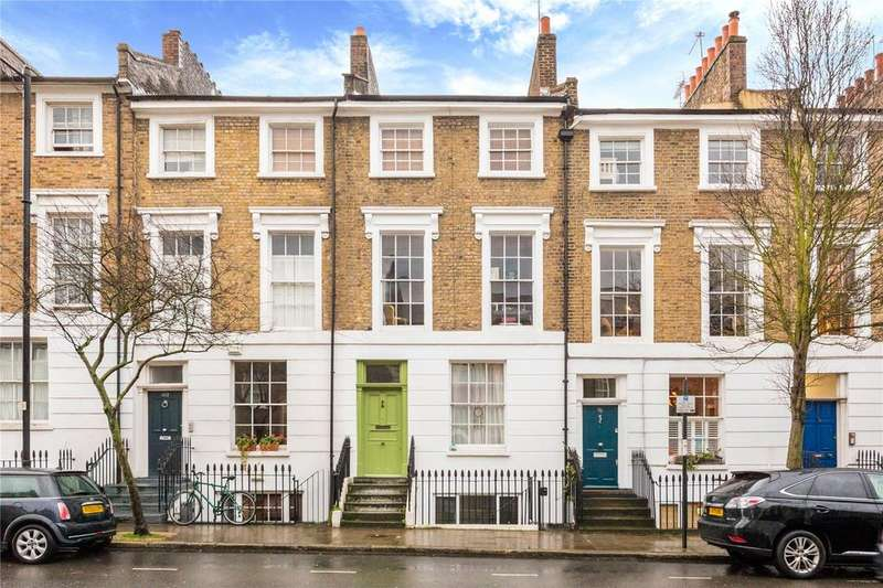 4 Bedrooms Terraced House for sale in Offord Road, Barnsbury, London
