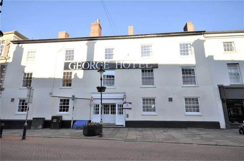1 Bedroom Apartment Flat for sale in High Street, Melton Mowbray, Leicestershire