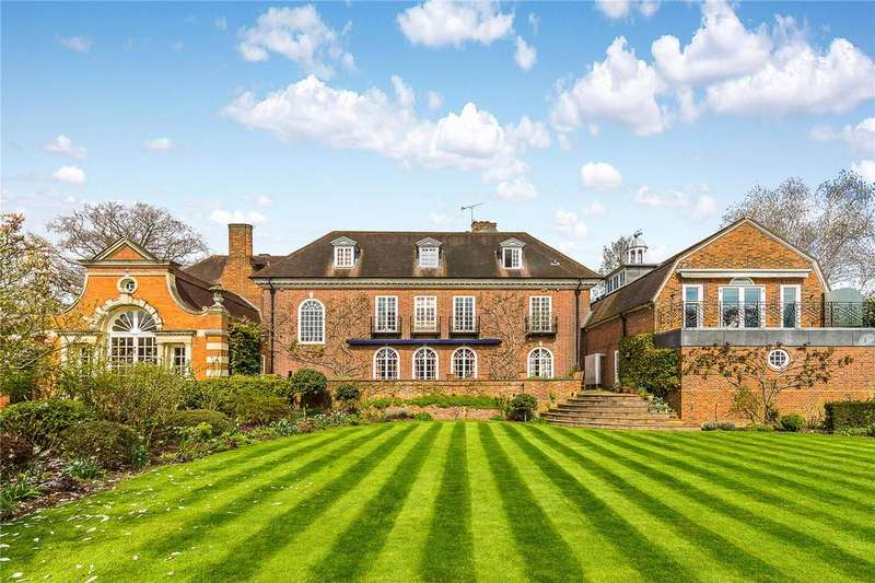 10 Bedrooms Detached House for sale in Coombe Hill Road, Kingston Upon Thames, London, KT2