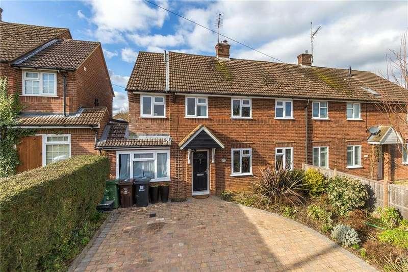 4 Bedrooms Semi Detached House for sale in Crabtree Lane, Harpenden, Hertfordshire