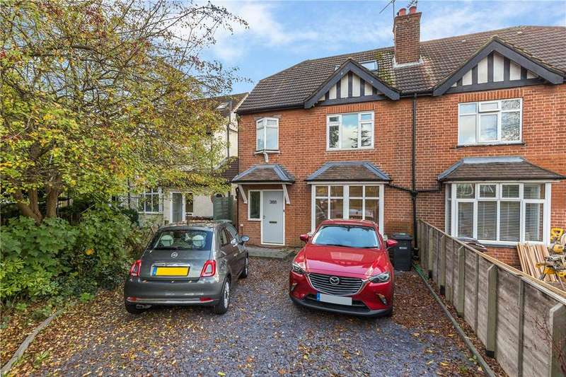 4 Bedrooms Semi Detached House for sale in Hatfield Road, St. Albans, Hertfordshire
