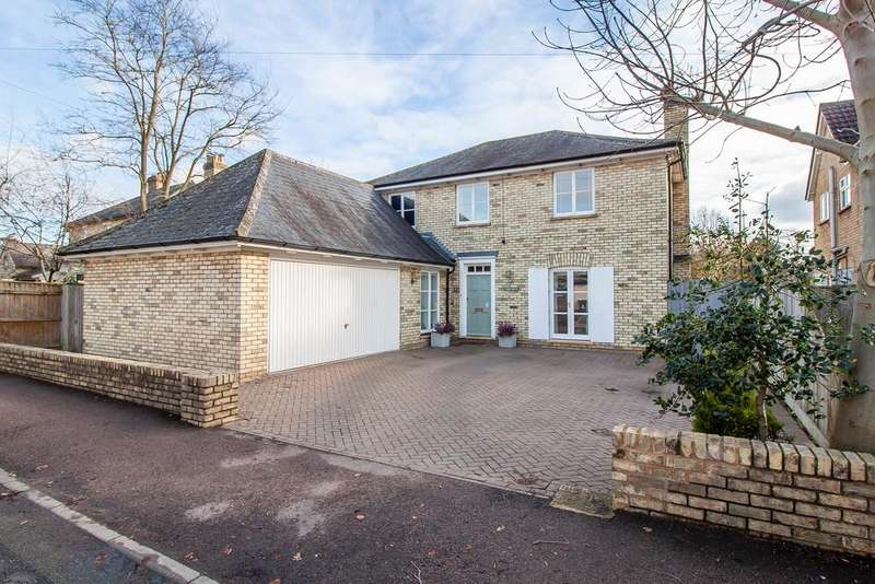 4 Bedrooms Detached House for sale in Church St, Little Shelford