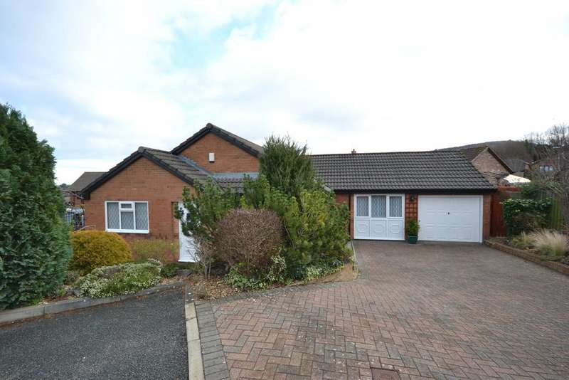 3 Bedrooms Bungalow for sale in Lon y Mes, Abergele, Conwy, LL22