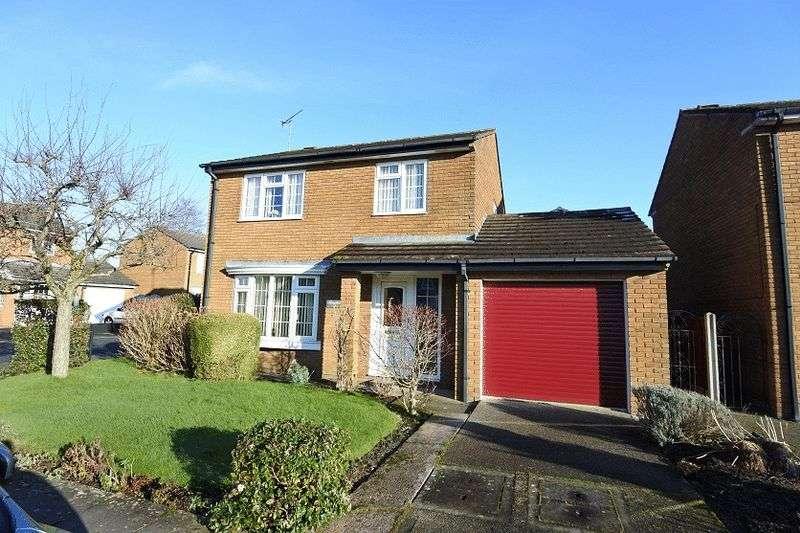 3 Bedrooms Property for sale in Newfield Park, Carlisle