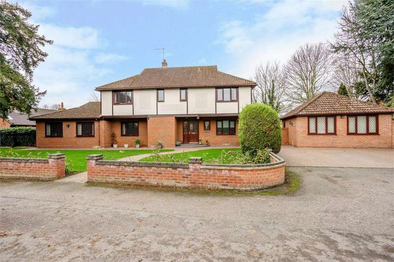 4 Bedrooms Detached House for sale in Charles Court, Buckden