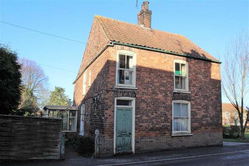 3 Bedrooms Detached House for sale in Spilsby Road, Wainfleet, Skegness, PE24 4EJ