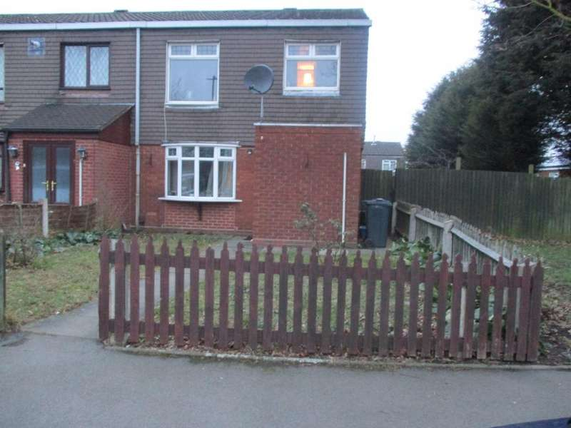 3 Bedrooms End Of Terrace House for sale in Montague Street, Aston B6