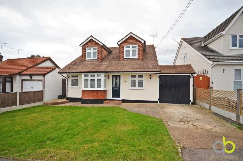 4 Bedrooms Detached House for sale in Page Road, Bowers Gifford