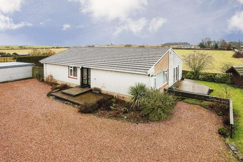 3 Bedrooms Detached Bungalow for sale in St. Ninians Road, Alyth, Blairgowrie