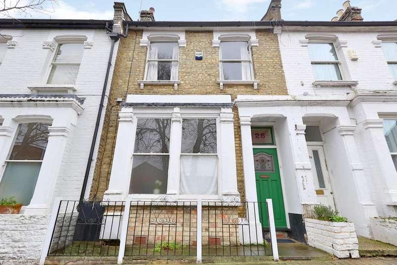 2 Bedrooms Terraced House for sale in Yoakley Road, London