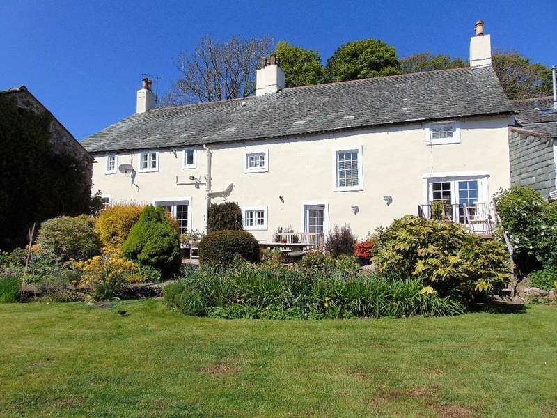 5 Bedrooms Cottage House for sale in Manor House, Papcastle, Cockermouth, Cumbria, CA13 0JT