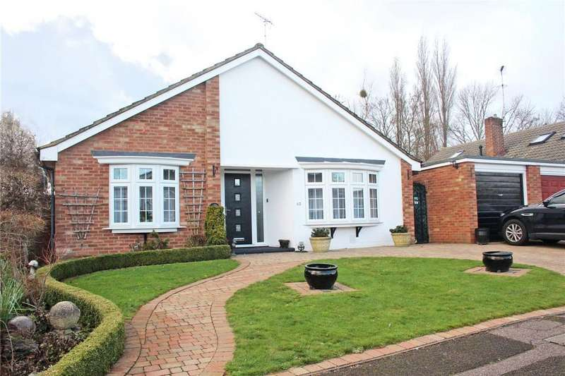 3 Bedrooms Bungalow for sale in The Ryde, Hatfield, Hertfordshire