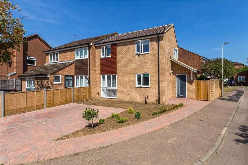 3 Bedrooms Semi Detached House for sale in Cranbourne Drive, Harpenden, Hertfordshire