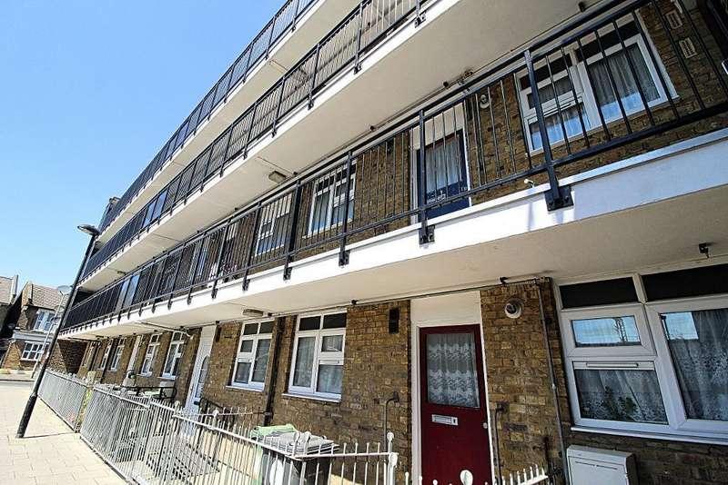 1 Bedroom Flat for sale in Capworth Street, London, E10 5AJ