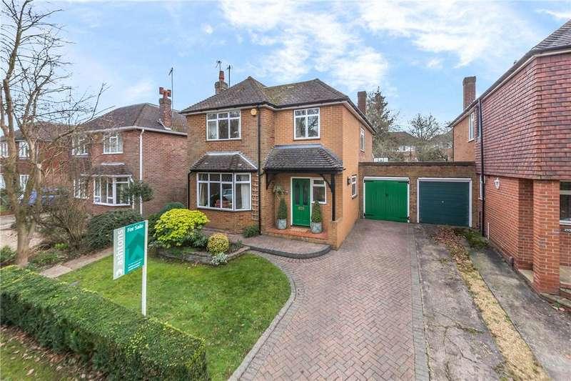 4 Bedrooms Detached House for sale in Luton Road, Harpenden, Hertfordshire