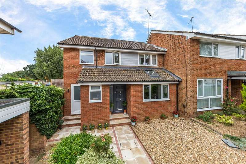 4 Bedrooms End Of Terrace House for sale in Knowle Drive, Harpenden, Hertfordshire