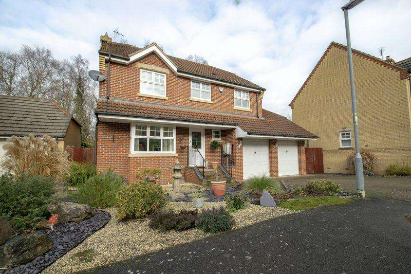 4 Bedrooms Detached House for sale in Goodwood Close, Clophill
