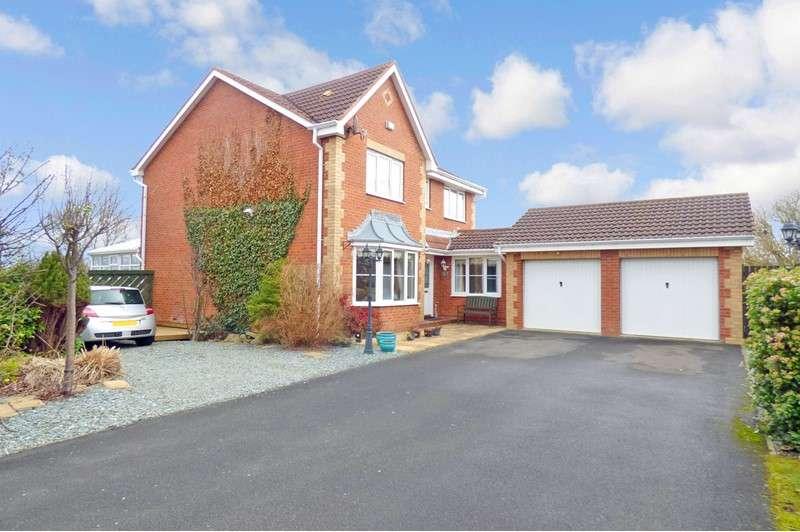 4 Bedrooms Property for sale in Carlow Drive, West Sleekburn, Choppington, Northumberland, NE62 5UT