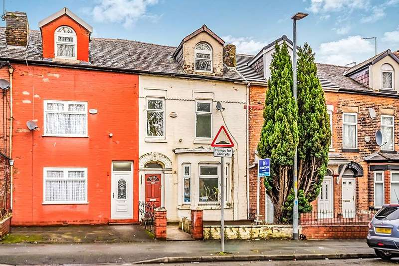 4 Bedrooms Terraced House for sale in Crescent Road, Manchester, M8
